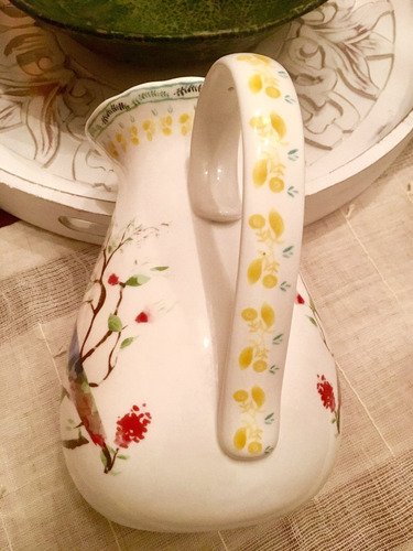 jarrón porcelana