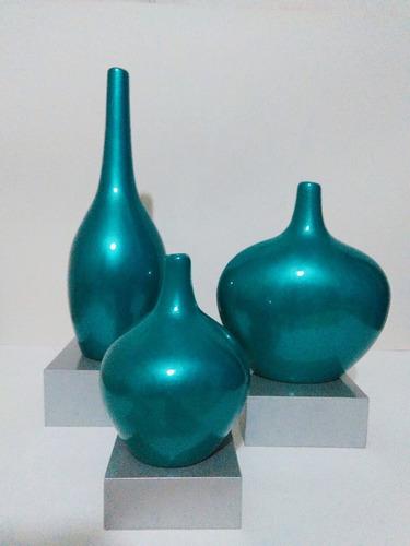 jarrones modernos decorativos de cermica artesanal - Jarrones Modernos