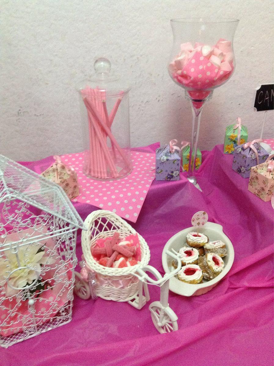Jarrones para decoracion mesas dulces fiestas 300 00 for Decoracion mesas dulces
