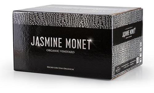 jasmine monet - black extra brut - espumante