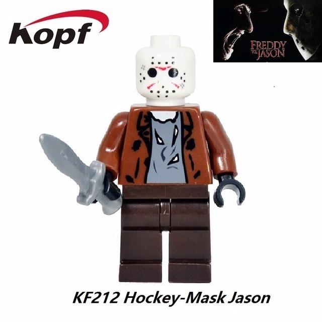 Jason Sexta Feira 13 Lego Filme Desenho Serie R 14 90 Em