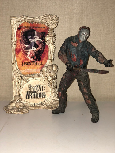 jason voorhees movie maniacs friday 13th mcfarlane unico