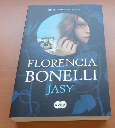 jasy (trilogía del perdon i) - florencia bonelli