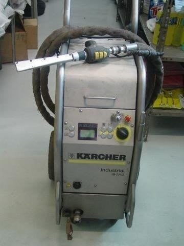 jateadora gelo seco karcher ib 7/40