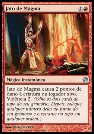 jato de magma / magma jet - theros