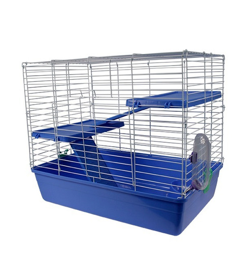 jaula amsterdam ii para conejo para huron dyr2-2