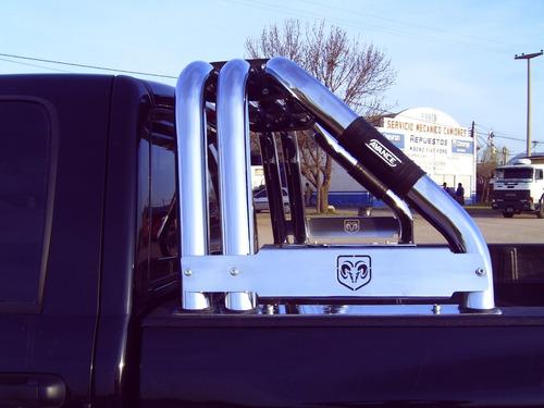 jaula antivuelco cromada ford f100 73-98 11102