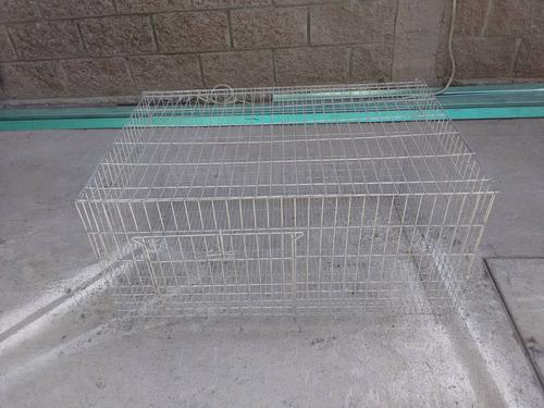 jaula conejo 1 puerta+ charola