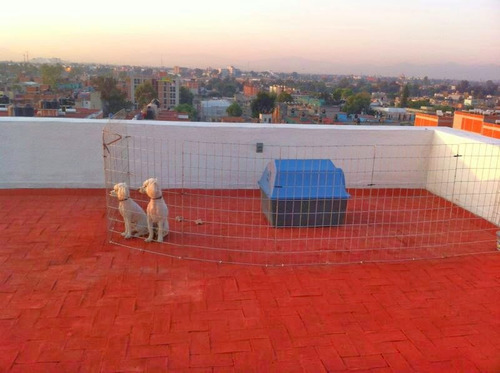 jaula corral para perro 1mt d alto 10 paneles economico
