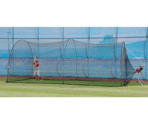 jaula de bateo heater sports de 3.5 metros de largo