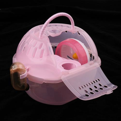 jaula de casa de hámster animal doméstico accesorios de