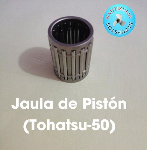 jaula de piston para motor   tohatsu 40/50 hp