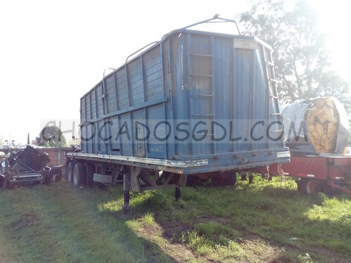 jaula granelera 1998¿  chocado para reparar...