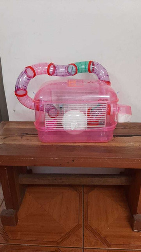 jaula interactivas para hamster