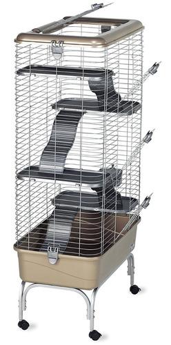 jaula kaytee huron conejo super alta 5 niveles envio gratis