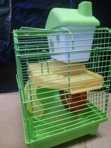jaula mini especial para hamster ruso o enano