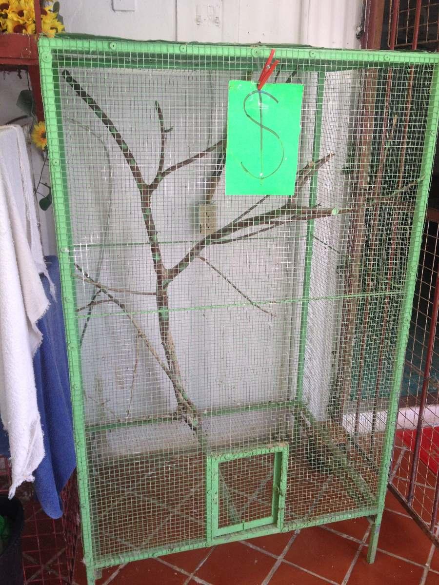 jaula para aves periquitos pajaros etc