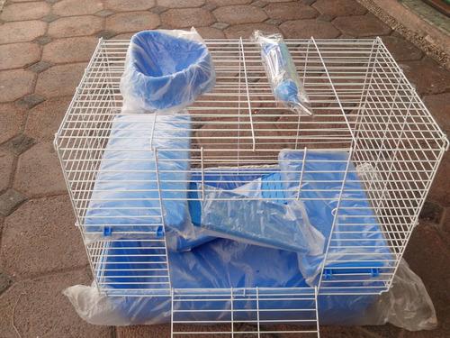 jaula para conejo, cobaya.o chinchilla