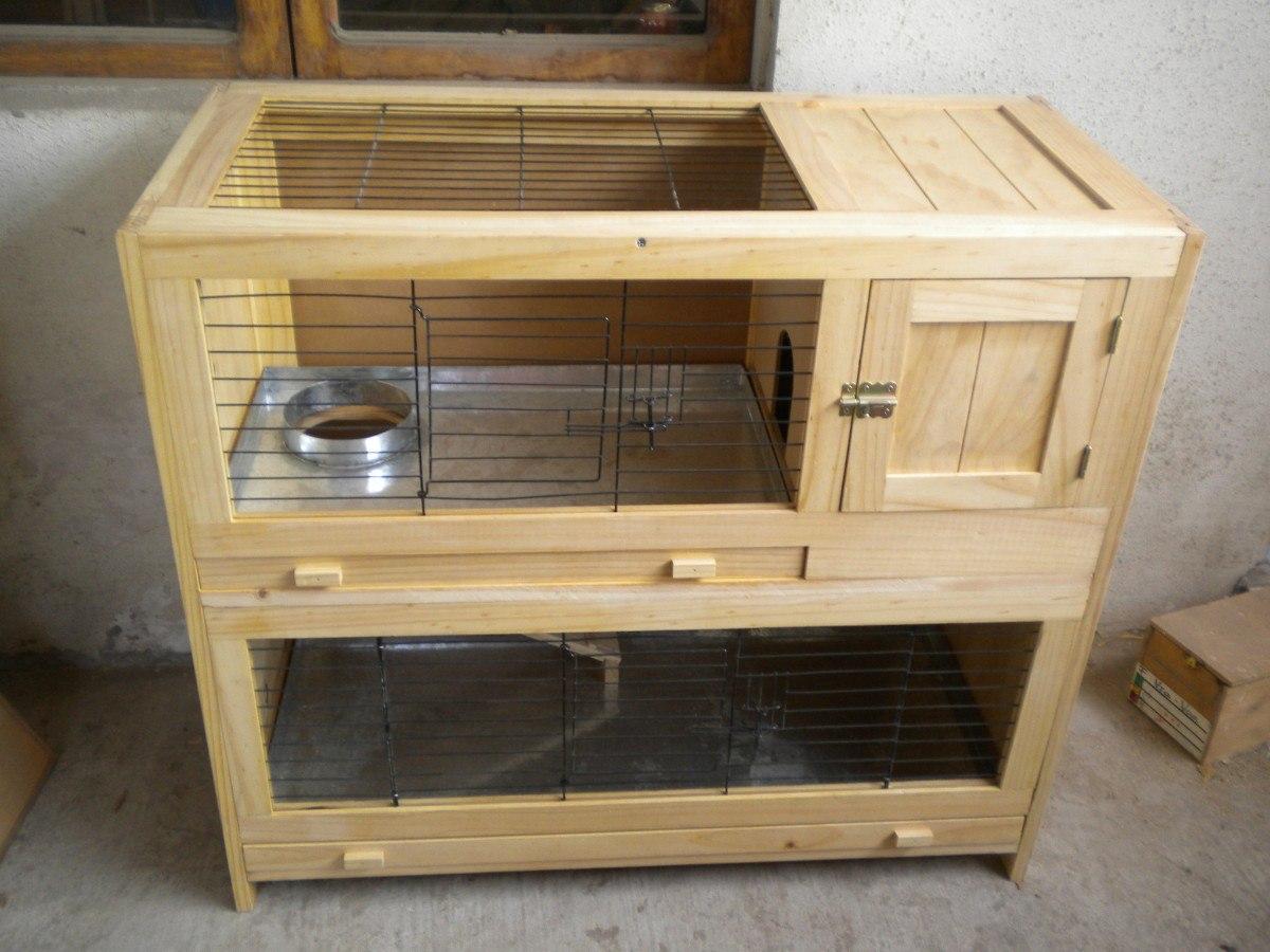Jaula para conejos en mercado libre - Casas para conejos enanos ...