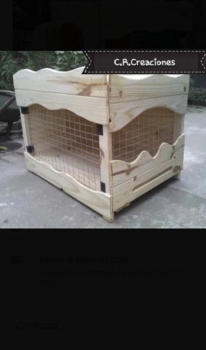 jaula para conejos hurones cobayas erizos cuis chinchilla