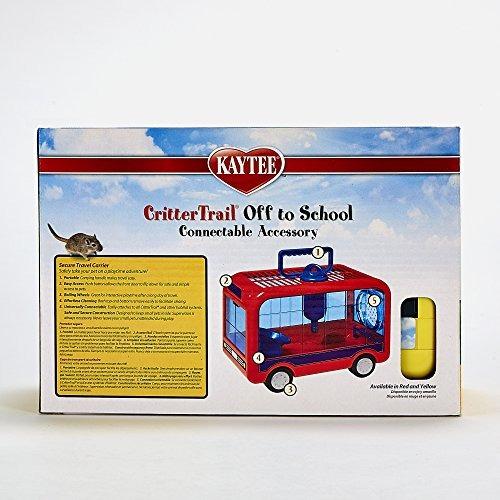 jaula para hamster interpet limited carro escolar de jaula