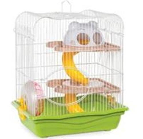 jaula para hamster prevue pet productos 067417 con puerta fr