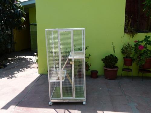 jaula para hurones y chinchillas se hacen a pedid  $ 120.000