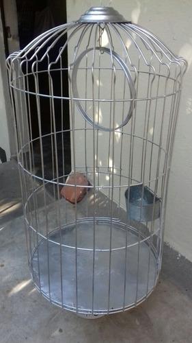 jaula para loro