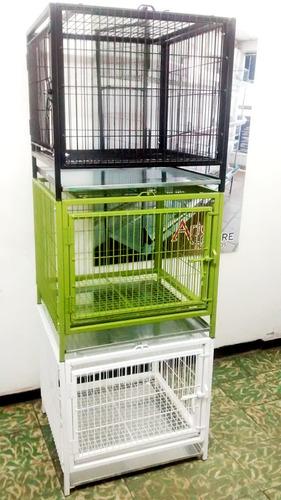 jaula para perro r-p junior! arte alambre san carlos