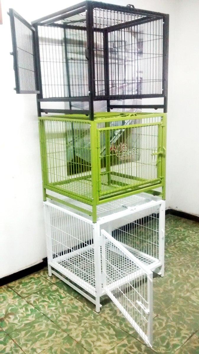 Jaula para perro r p junior arte alambre san carlos for Jaulas de perros