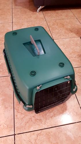 jaula transportadora de mascotas nueva