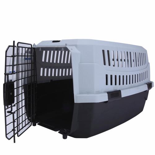 jaula transporte perros razas medianas xl pethome chile
