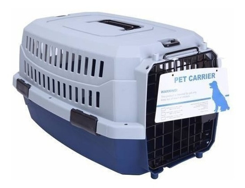 jaula transporte perros y gatos talla l pethome chile