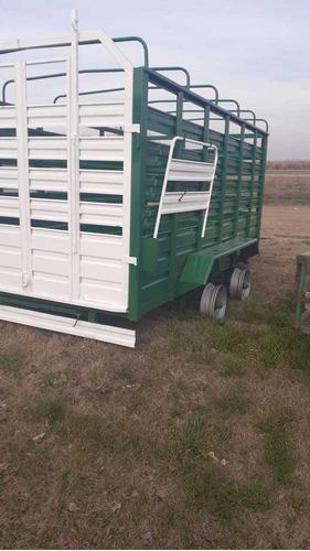jaula vaquera 4 metros