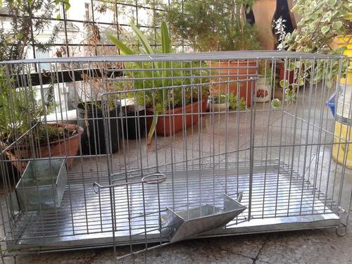 jaulas conejos con