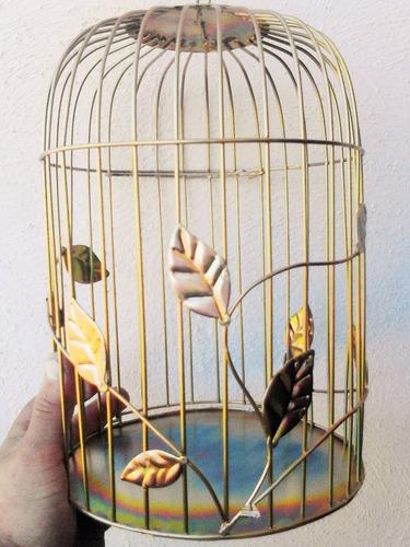jaulas decorativas 20 x 32