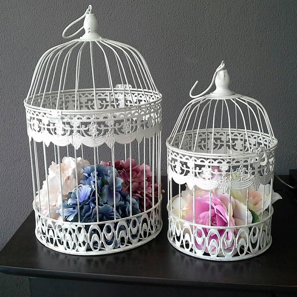 Jaulas decorativas hasta agotar 450 00 en mercado - Centros de mesa modernos para casa ...