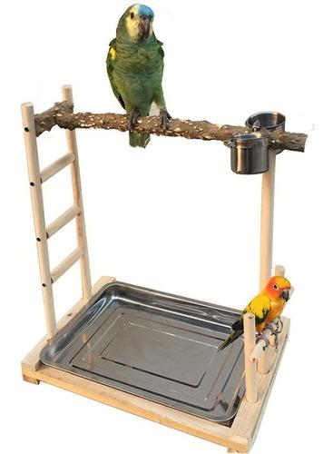 jaulas loro juguetes jugar estar de pie climbing patio de re