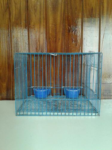 jaulas para canarios cotorras etc