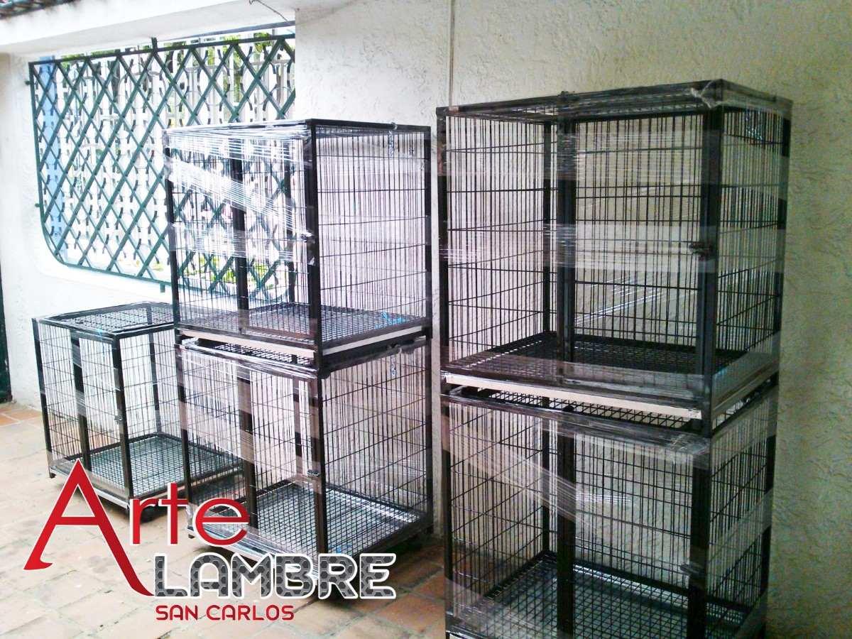 Jaulas para perros somos fabricantes en for Jaulas de perros