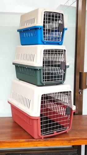 jaulas transportadora para mascotas (tamaños grandes)