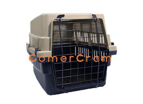 jaulas transportadoras para mascotas. (50x34x32) wsl