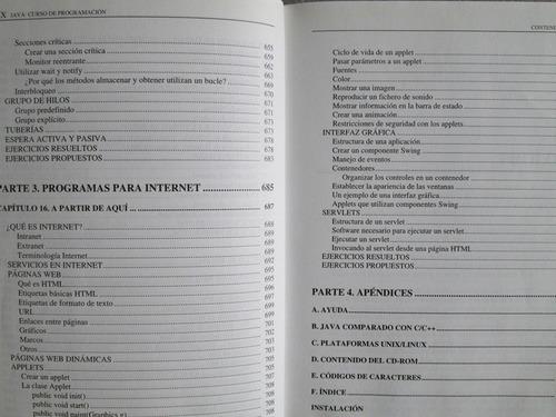 java 2 curso de programación - javier ceballos - alfaomega