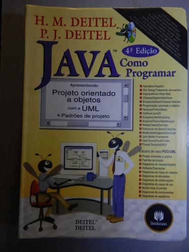 java como programar 4ª ed