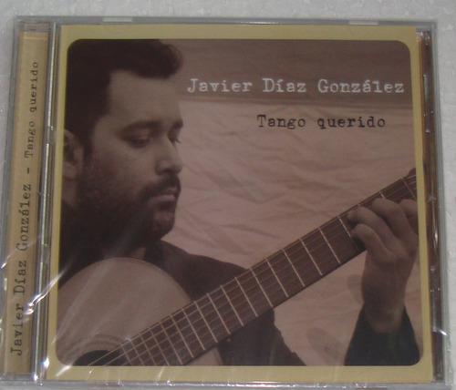javier diaz gonzalez tango querido cd sellado