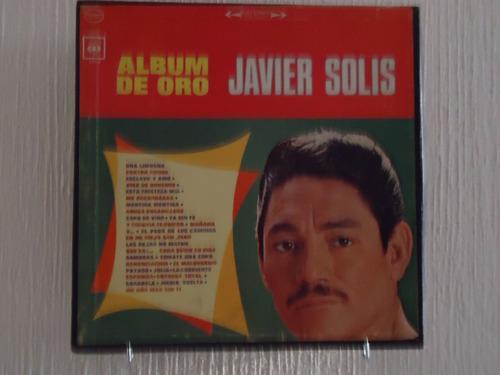 javier solis - album de oro