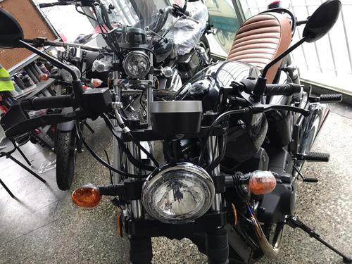 jawa cafe racer 350 0km ruta 3 motos