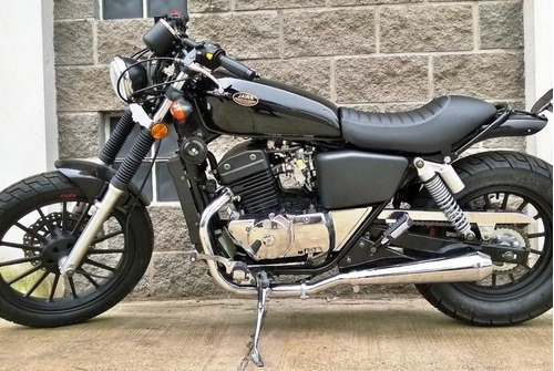 jawa cafe racer 350cc - motozuni cañuelas