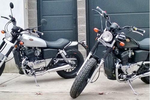 jawa cafe racer 350cc - motozuni ciudad evita