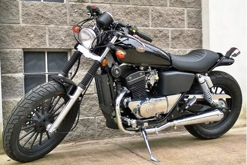 jawa cafe racer 350cc - motozuni  flores